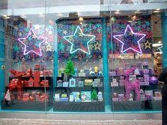 Vicky's Visual Merchandising Musings: London's Christmas Windows 2009