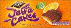 Irish Cookies, Jaffa Cake, New Recipes, Cereal, Cakes, Orange, Breakfast, Food, Irish Scones