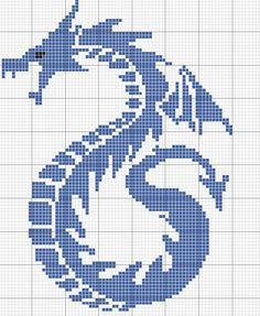 Dragon patterns