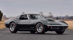 1969 Chevrolet Corvette L88 presented as Lot S102 at Monterey, CA