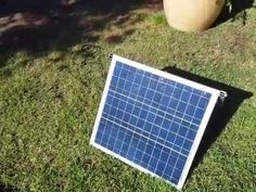 Why my solar pumps are the best! - YouTube