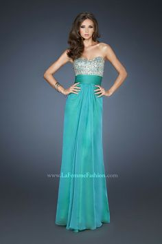 La Femme 18528 #LaFemme #gown #cocktail #elegant many #colors #love #fashion #2014
