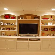Love the built-in. Basement Design, Pictures, Remodel, Decor and Ideas - page 4