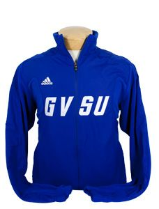GVSU Adidas Jacket available at Louie's Locker Room.