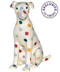 Polka Dot Dog