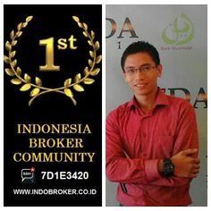 Achmad Elrio | Member Indobroker Kab. Ngawi | Jawa Timur