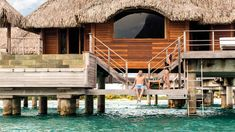 Otemanu Over-Water Bungalow Suite | Four Seasons Resort Bora Bora