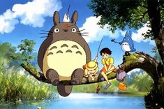 What's The Best Studio Ghibli Animated Movie Of All Time