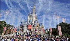 O Magic Kingdom, carro-chefe da Disney Crédito: Gene Duncan/Divulgação