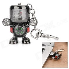 Picture 1 ; Creative Astronaut Style USB 2.0 Flash Drive - Black (16GB) From 16,95 for Euro 12,85