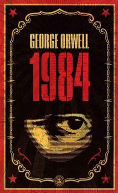 1984, de George Orwell.