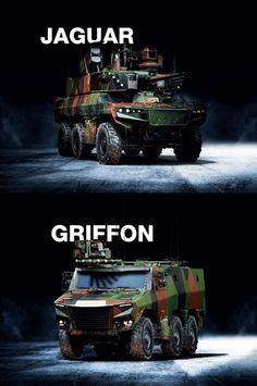 Military and Commercial Technology: SCORPION: Notification of the 2020 Order from JAGUAR and GRIFFON