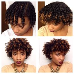 """""""My look was a hit last night! Want to know my steps?? Great! here is my how to: 1. Used the full Shea Moisture JBCO line to shampoo/condition and deep treat my hair 2. Applied JBCO leave in and oil in 4 sections with butterfly clip 3. Flat twist all around using JBCO styling lotion and miss jessie jelly soft curls also snipped raggedy ends if I had any 4. Sat under dryer for a hr and a half to ensure my hair was dry 5. Applied JBCO oil to root and finger tips to separate and fluff. Applied…"""