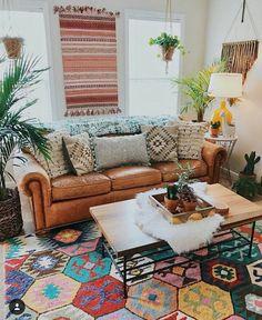 Home Decor Bedroom, Living Room Decor, Diy Home Decor, Small Living Rooms, Living Spaces, Estilo Tropical, Ideas Para Organizar, Boho Home, Minimalist Living