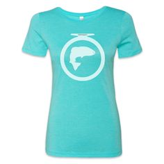 FishOn The Reel T-Shirt - Ladies