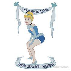 Disney Princesses Twerking