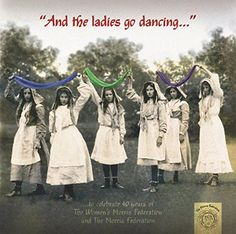 Womens Morris Federation & Morris Federation - And The Ladies Go Dancing, Black
