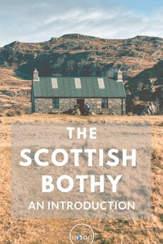 Fancy a night in a Scottish Bothy? No idea what that is? Here's an introduction to Scotland's most intriguing and wild accommodation Best Places In Portugal, Lake Como Italy, Painted Hills, Bothy, Scotland Travel, Find Picture, Vintage Travel Posters, Winter Scenes, Highlands