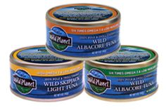 image thumb18 GIVEAWAY: · Wild Planet Albacore Tuna Products!