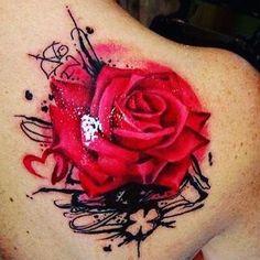 77e69d4c7607c8f5e59bf7062e5b40fa--tattoo-trash-trash-polka-tattoo.jpg (402×402)