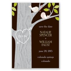 Kissing Magnet - Chocolate - Save the Date