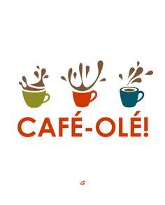 LostBumblebee 2013 {Free} Printable Cafe-Ole!