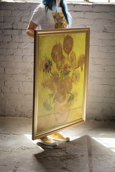Vans x Van Gogh Museum Novos Tênis 1d5077367