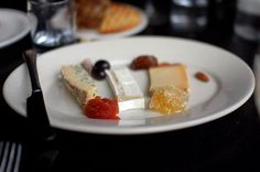Cheese Plate $13 | Yelp Feta, Plates, Cheese, Licence Plates, Dishes, Griddles, Dish, Plate, Plate Racks