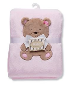 $18.00-$18.00 Baby Baby Starters Plush Bear Blanket, Pink - Baby Starters Little Sport Receiving Blanket-4 Pack - BlueThe Baby Starters luxury blanket is perfect for today?s stylish new moms. The go anywhere blanket is soft and generously sized with an adorable 3-dimensional bear appliqu?.Features include: •Machine washable•Coordinating snuggle buddy•Ultra soft fabric•Perfect gift for newborn {U ...