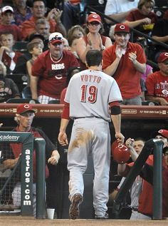 Cincinnati Reds' Joey Votto