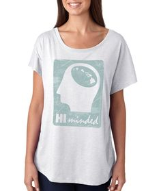 BIG HI Minded Logo Tee by HIminded on Etsy, $30.00