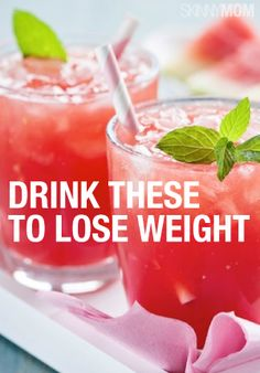 Lose weight with a drink? Read here.