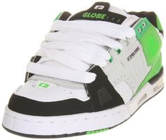 Globe Skateboard Shoes Fusion Neutral Gray Black