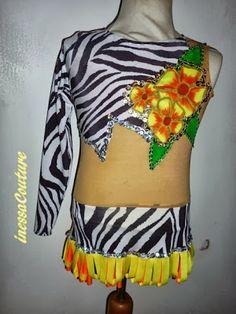 Inessa Couture Rhythmic Gymnastics Leotards, Couture, Crop Tops, Women, Fashion, Moda, Women's, La Mode, Fasion