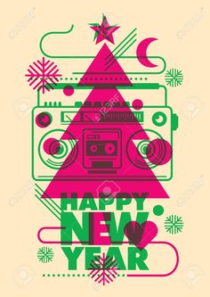 63385328-Modish-New-Year-poster-design--Stock-Photo.jpg (919×1300)