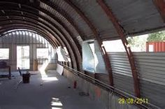Quonset Hut Interior Home Pictures
