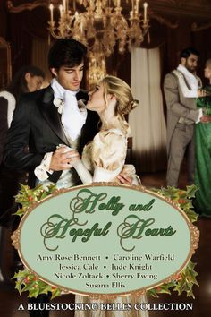 Today's featured book is Holly and Hopeful Hearts by The Bluestocking Belles. About the Book Title Holly and Hopeful Hearts Holiday B. Romance Authors, Romance Books, Rose Bennett, Fantasy Romance, Fantasy Books, Amy Rose, Cozy Mysteries, Paranormal Romance, Historical Romance