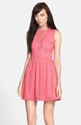 For Love & Lemons 'Lulu' Paisley Lace Dress