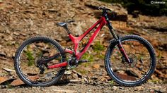 The Specialized S Works Demo 8