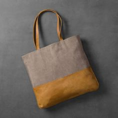 * if you can find I'd love this tote! Hearth & Hand with Magnolia Leather and Canvas Tote