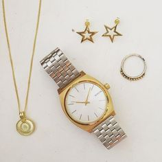 Silver AND Gold! #Nixon, Sophie Harley, Anna and Nina - shop at roosbeach.co.uk