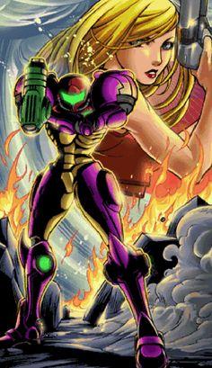 caterpie: Metroid: Zero Mission (2004)