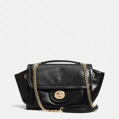 The Ranger Flap Crossbody In Leather from Coach