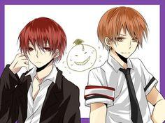 Karma & Asano, Assassination Classroom