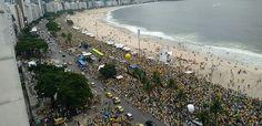 O Antagonista - Rio derruba Dilma