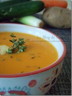 Soupe de legumes d 'hiver