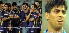 Sportoon: KKR vs DD (Match 1) Kolkata, Cricket, Baseball Cards, Sports, Hs Sports, Sport