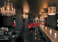 Viva La Glam: The Paramount Bar | Hotel Design Magazine