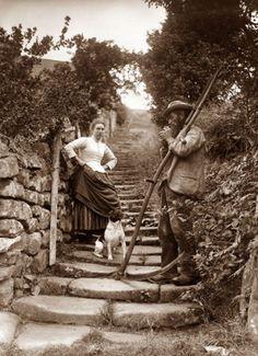 U.K. c 1890s // Frank Meadow Sutcliffe - Victorian Photographer ...