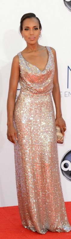 Kerry Washington in Vivienne Westwood